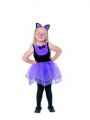 Dětský kostým - Kočka 3-4 roky - T2 (57) Smiffys.com