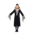 Dětský kostým - Pavoučí vampírka - M