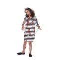 Dětský kostým - Vězeň - Zombie  - S