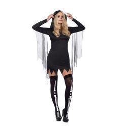 Kostým - Sexy duch - L (96) Smiffys.com