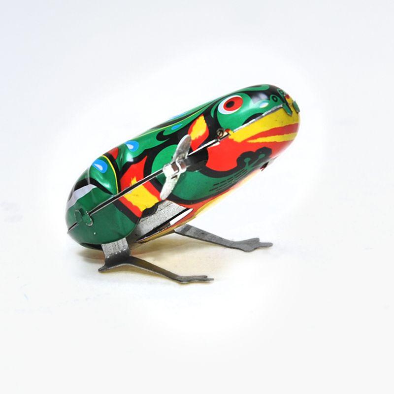 Žabka skákací - retro (75-E) Divja