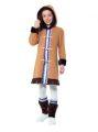 Dětský kostým - Arktická dívka - M