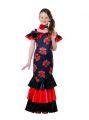 Dětský kostým - Flamenco - M