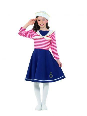 Dětský kostým - Námořnice - L (86) Smiffys.com