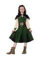 Dětský kostým - Robin Hood - dívka - L