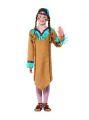 Dětský kostým - Rodilá Američanka - L
