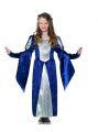 Dětský kostým - Středověká princezna - S