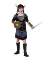 Dětský kostým - Vikingská dívka - M