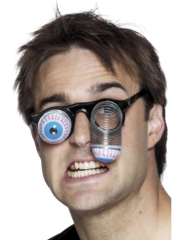 Brýle na pružině (48A) Smiffys.com