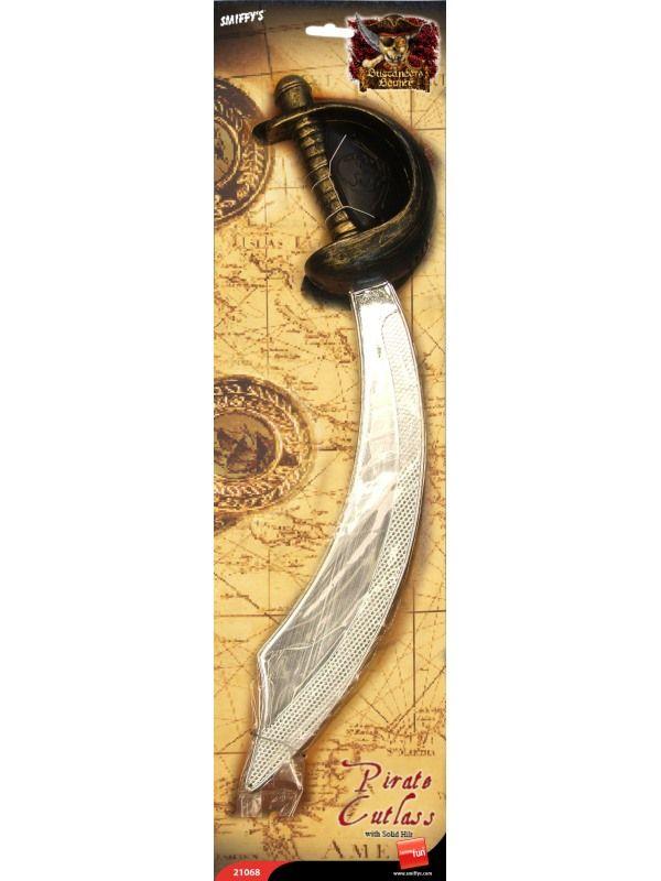 Meč pirátský Smiffys.com