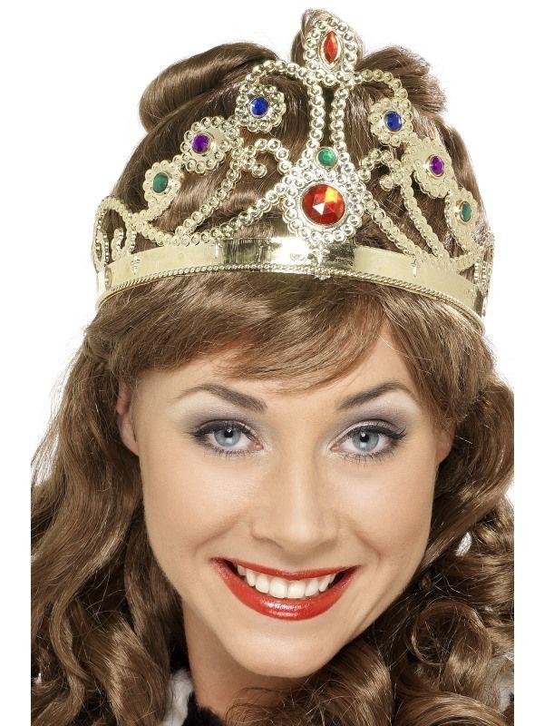 Koruna královská - (11) Smiffys.com