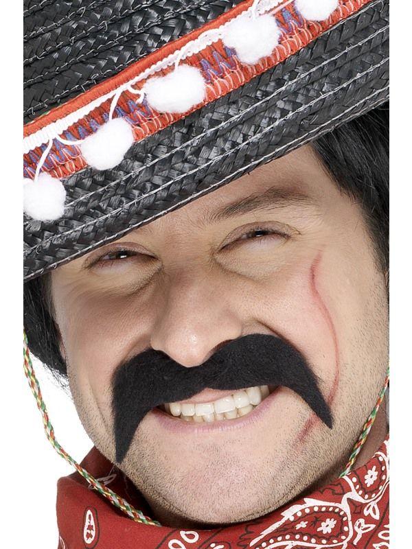 Knírek mexico (58) Smiffys.com