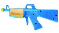 Pistole stříkací - modrá
