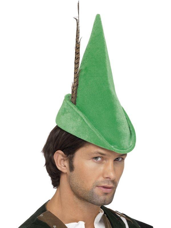 Klobouk Robin Hood (19-J) Smiffys.com