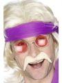 Knírek nalepovací - blond (58)