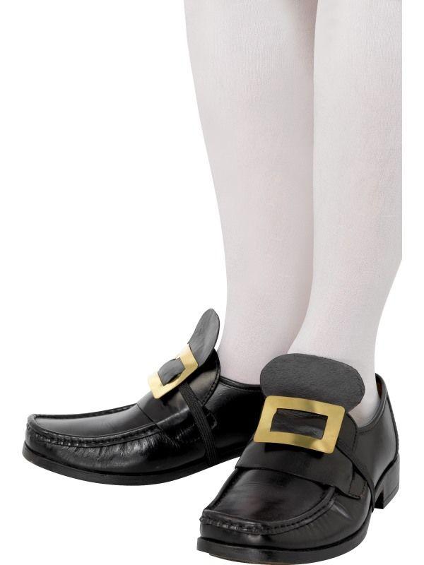 Přeska na boty zlatá (53) Smiffys.com