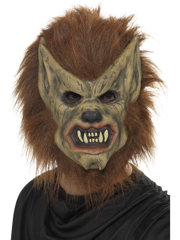 Maska vlkodlak (63) Smiffys.com