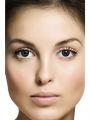Oční čočky černé 1 denní (74D) Smiffys.com