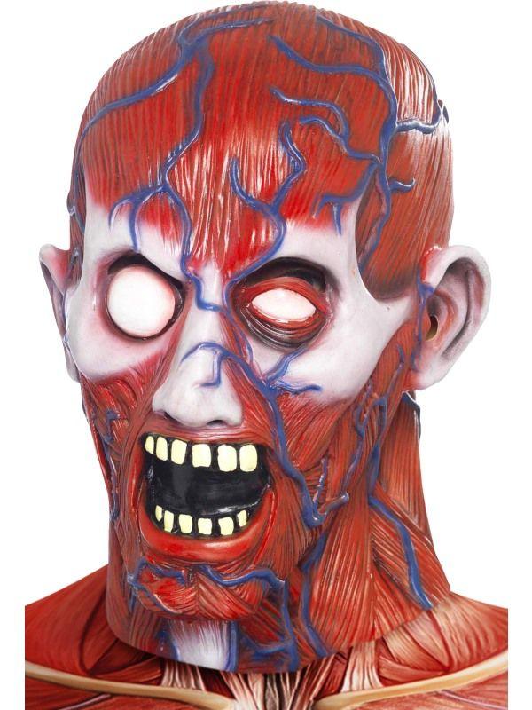 Maska bez kůže Smiffys.com
