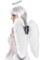 Sada anděl křídla-svatozář  (107)