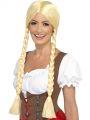 Paruka blond s copy Bavorská (4-E)