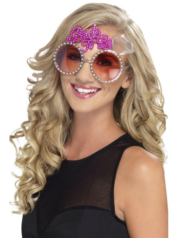 Brýle - budoucí nevěsta - rozlučka (21-H) Smiffys.com