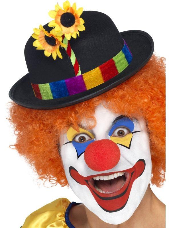Klobouk buřinka klaun 58cm (112-G) Smiffys.com