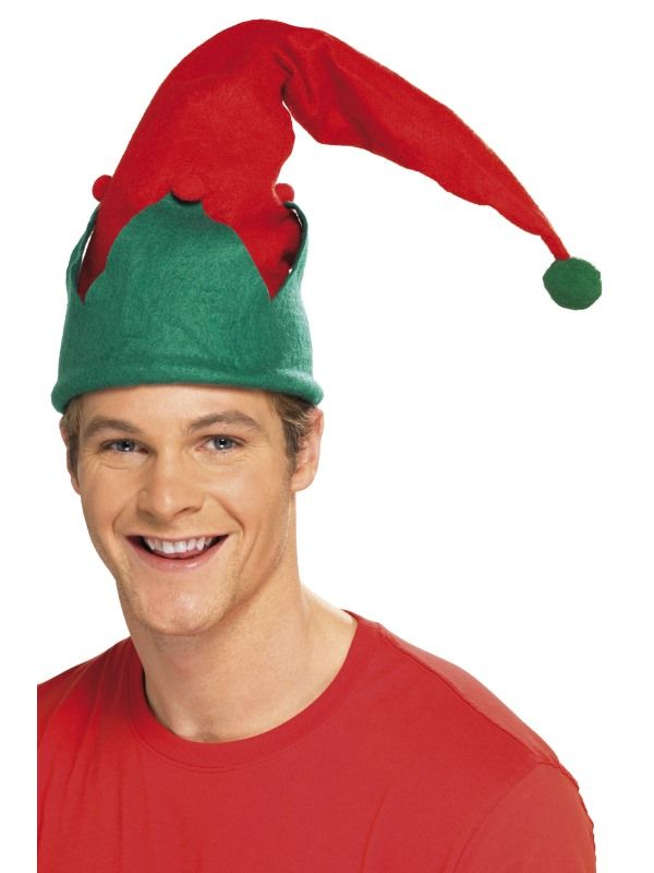 Čepice Elf (112-B,124) Smiffys.com