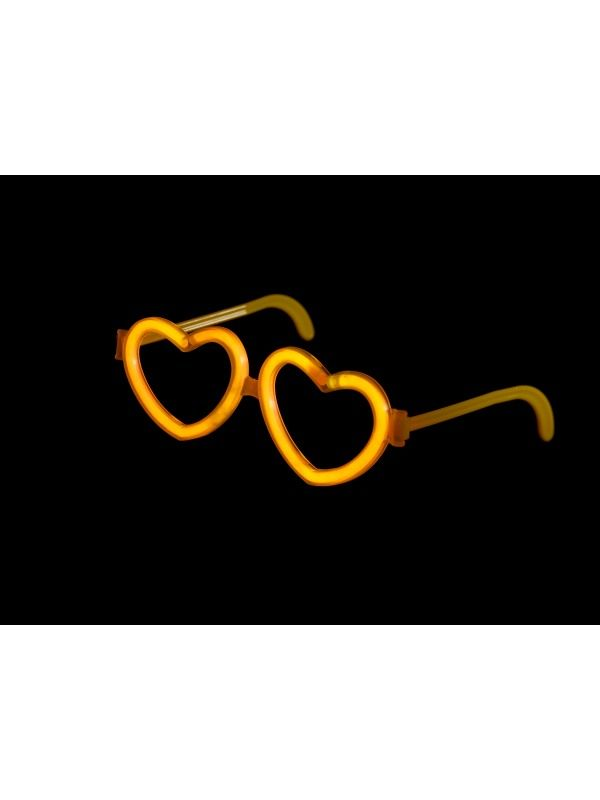 Brýle srdce - lámací (10-G) Smiffys.com