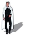 Plášť s kapucí bílý (84-D) Smiffys.com
