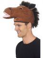 Maska čepice kůň (11D)
