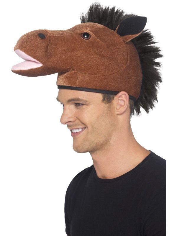 Maska čepice kůň (11D) Smiffys.com
