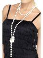 Náhrdelník s perlami (23-E)