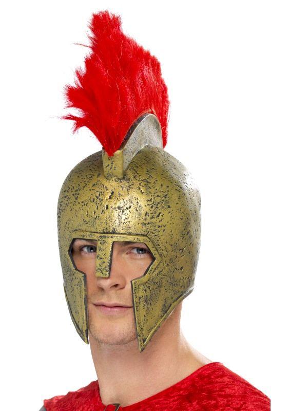 Helma - gladiátor zlatá (115) Smiffys.com