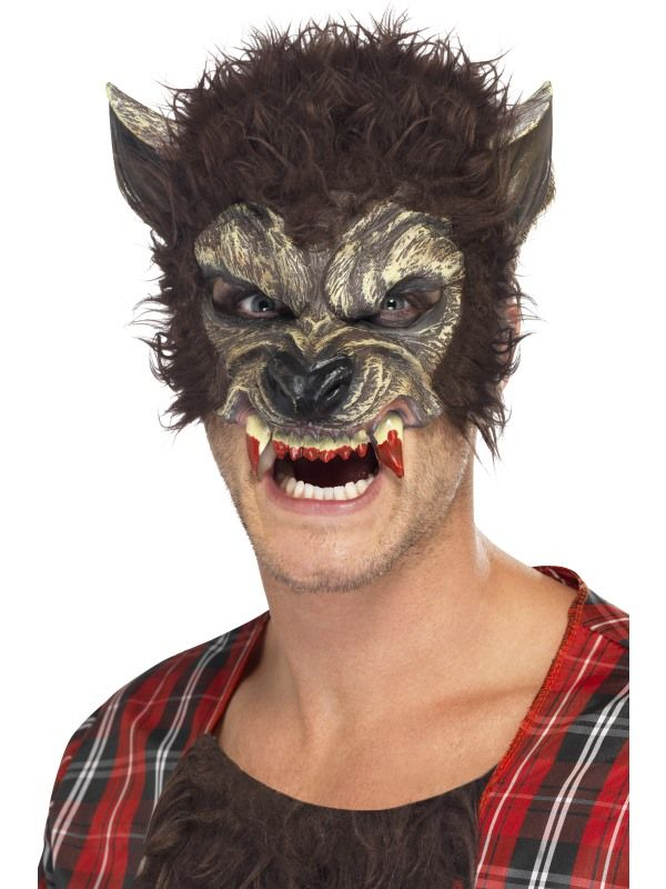 Maska vlkodlak Smiffys.com