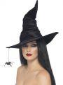 Klobouk čarodějnice s pavoukem (123)