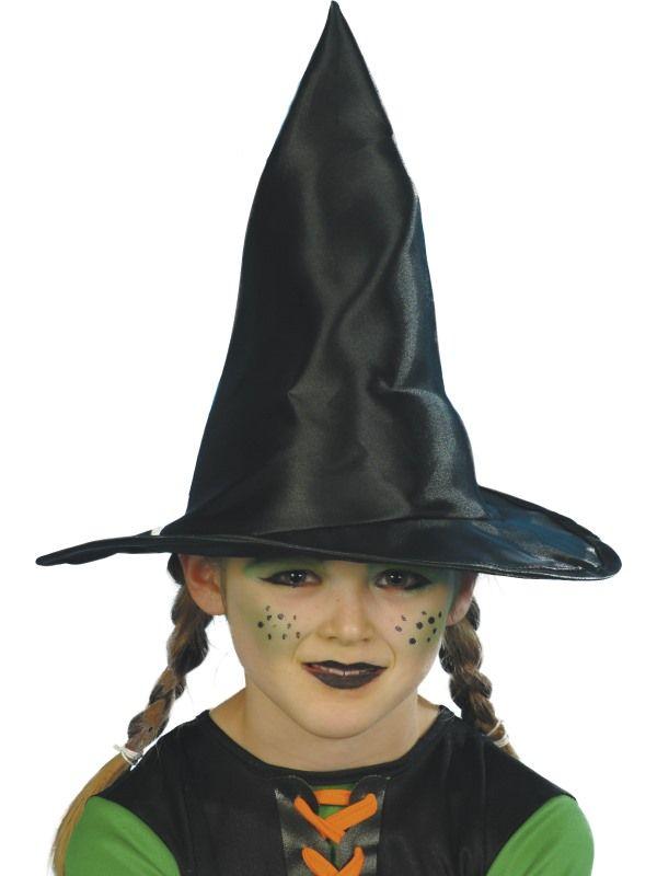 Klobouk čarodějnice - dětský Smiffys.com