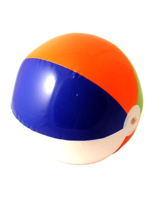 Nafukovací plážový míč 40 cm (25-H) Smiffys.com