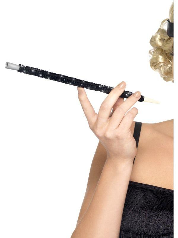 Špička cigaretová s flitry - (23-G) Smiffys.com