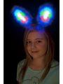 Uši - Zajíc - svítící - (52)