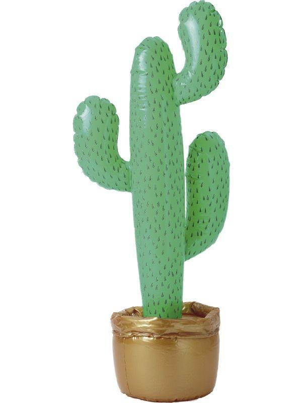 Kaktus nafukovací 90 cm (25-B) Smiffys.com