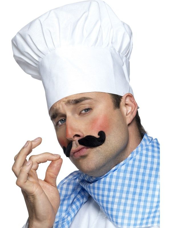 Čepice kuchař (121-C) Smiffys.com