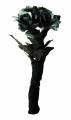 Kytice pro mrtvou nevěstu - černé růže Smiffys.com