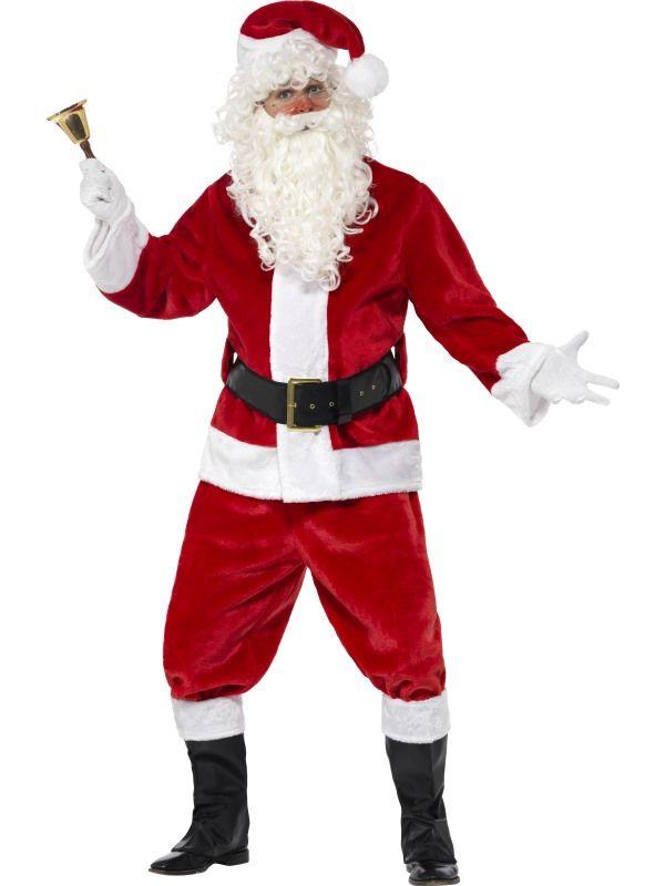 Kostým - Santa delux Smiffys.com