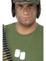 Náhrdelník - Známka vojenská  (92)