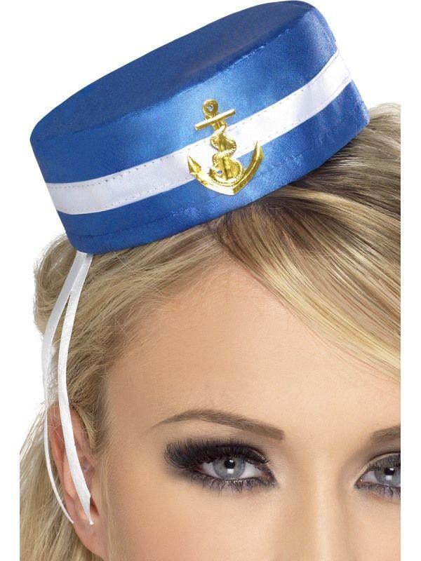 Čepička námořnice mini (54) Smiffys.com