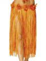 Havajská sukně - oranžová - 73 cm (18)