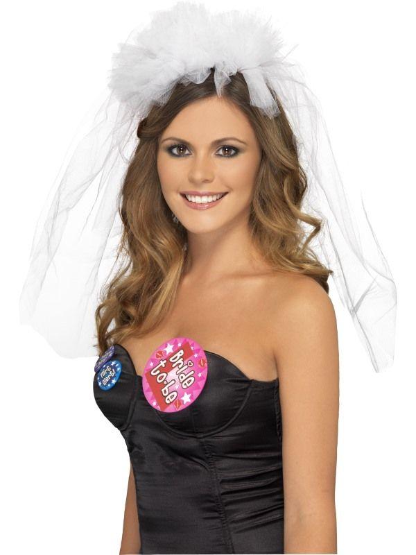 Závoj pro nevěstu Smiffys.com