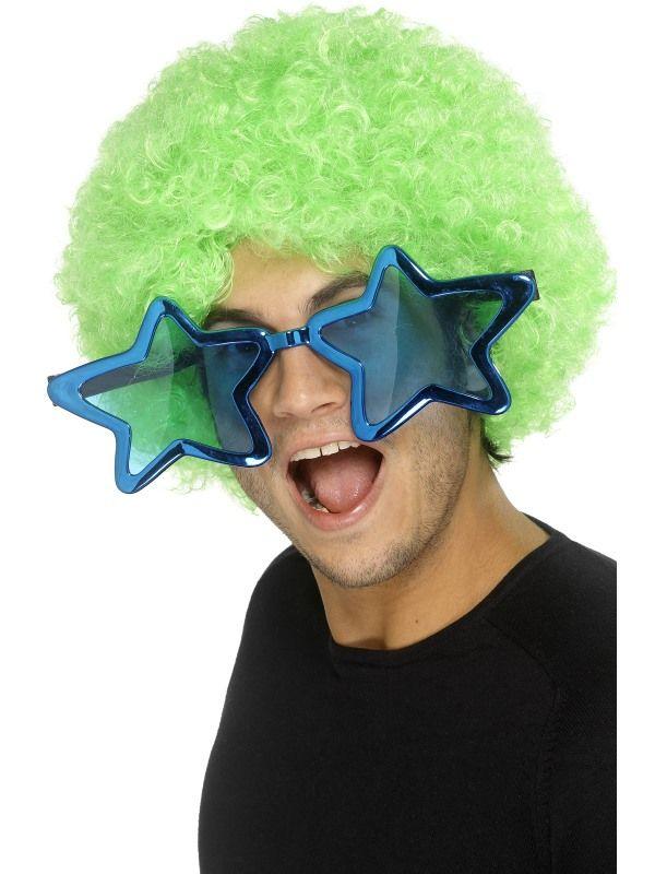 Brýle - hvězda obří (48A) Smiffys.com