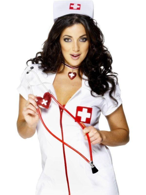 Stetoskop se srdcem Smiffys.com